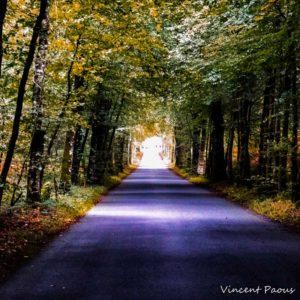 fin de la méditation et en route vers la lumière